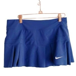 Nike Dri Fit Tennis Skirt Skort Shorts Size M